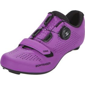 Bontrager Sonic Road Shoes Women Purple Lotus